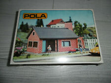 Pola 626, H0 Moderner Bungalow, Siedlungshaus,140x85x70 NEU/OVP