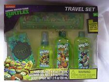 Teenage Mutant Ninja Turtles Mutant Mango Scented Travel Bath Set, 5 PC