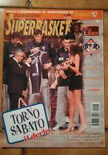 Superbasket anno 2001 n. 46 - FORTITUDO SKIPPER BOLOGNA