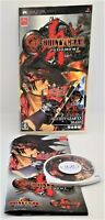 Guilty Gear Judgment for PlayStation Portable PSP NTSC-J Japanese 05158