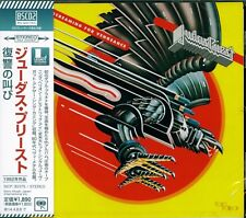 JUDAS PRIEST SCREAMING FOR VENGEANCE 2013 JAPAN RMST BLU-SPEC CD2 CD+2 - HALFORD