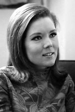 Diana Rigg Smiling From The Avengers 11x17 Mini Poster