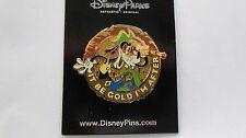 Disney Parks 2016 Pirate's Goofy With Spyglasses  / It Be Gold I'M After Pin