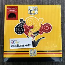 Kings Of Leon - Day Old Belgian Blues Vinyl Lp Free Shipping New Sealed Rsd