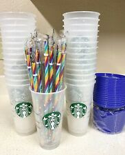 Starbucks Confetti Color Changing Cup