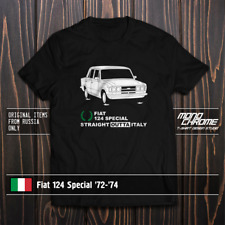 T-shirt Fiat 124 Special '72-'74