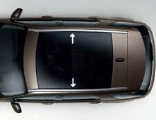Land Rover Discovery Sport Roof Rails In Black - Panoramic Roof - VPLCR0136