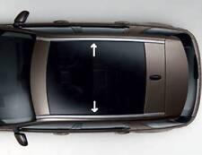 Land Rover Discovery Sport Rieles Techo en negro-techo panorámico-vplcr 0136