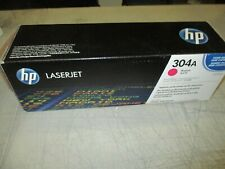 NEW HP CC533A - 304A magenta Toner Cart CP2025 Genuine OPEN BOX