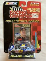 2002 Racing Champions Jimmie Johnson #48 Chase the Race Nascar 1:64 Die Cast Car
