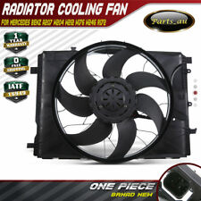 Radiator Cooling Fan for Mercedes Benz A207 W204 W212 W176 W246 S212 R172 07-On