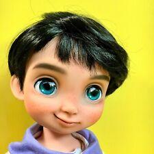 OOAK REPAINT CUSTOM DOLL Disney Animators Collection Tom Boy Girl Brave Merida