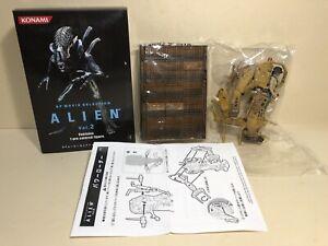 Aliens Ripley Power Loaded Alien  figure Japanese  Konami Import Brand New Boxed