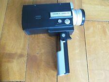 Yashica Super 50 Filmkamera Super 8 mit etui und Zubehören 3 X benutzt !