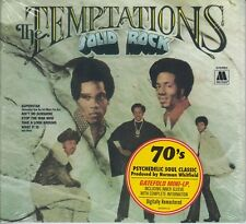 Temptations Solid Rock (EU Elemental limited edition CD reissue, 2018) NEW SS