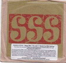 Seasick Steve-Happy Man Promo cd maxi single