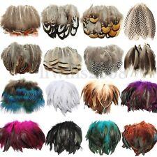 Naturel Plume Bijoux Décoration Chapeau Feather DIY Embellissement Bricolage