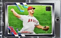 2021 Topps Dylan Bundy Black Parallel 12/70 Los Angeles Angels Great Card!!