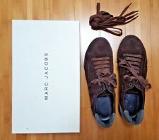 Men's Marc Jacobs brown suede sneaker size US 11.5 great condition