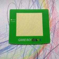Verde Lente de Pantalla de reemplazo de Nintendo Gameboy Color