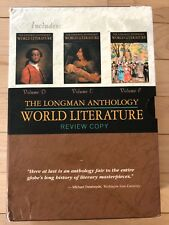 Literature fiction college textbook bundles kits ebay the longman anthology fandeluxe Image collections