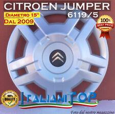 """COPRICERCHIO SINGOLO COPPA RUOTA DIAMETRO 16/"""" CITROEN JUMPER 2009-/>"""