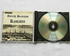 EHMANN-KAHLHOFER-PFLUGBEIL / BUXTEHUDE Kantaten GERMANY CD CANTATE C 57601(1993)