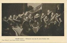 PC32370 Frans Hals. Officieren van den St. Joris Doelen 1616. P. van Cittert Zon