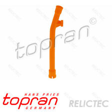 Funnel Oil Dipstick Dip Stick Tube Audi VW Seat Skoda:TT,OCTAVIA I 1,A3