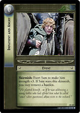 LOTR TCG Two Towers - 4R307 Impatient and Angry NM/Mint