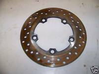 06 Yamaha YZF R1 R1 R-1 R 1 Rear Brake Rotor Disc