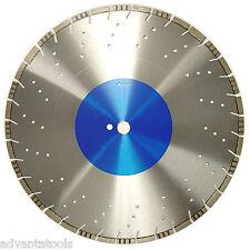 "18"" SUPREME Asphalt Cured Concrete Masonry All Purpose Cutting Diamond Saw Blade"