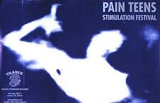 Pain Teens 1992 Stimulation Festival Original Promo Poster