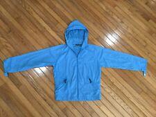 CANYON CREEK Women's Lightweight Full Zip Hoodie Windbreaker Rain Jacket Size M
