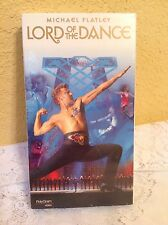 MICHAEL FALTLEY LORD OF THE DANCE VHS 1997 NEW VIDEO IRISH MUSICAL & DANCE