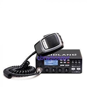 Midland Alan 48 Pro Multi Duel Voltage 12/24 Volt CB Radio- Authorized Dealer