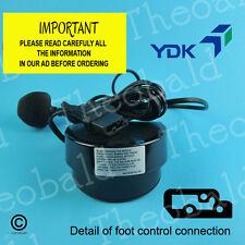 Universal sewing foot control/pédale fits singer necchi, e&r, riccar, elna, f&r etc