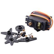 MG995 High Speed Torque Metal Gear RC Servo With Parts for Car Boat Helicopter