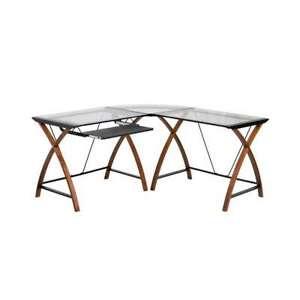 Flash Furniture  Desks - NAN-JN-2824SL-COMBO-GG