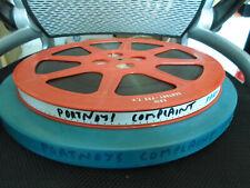 16mm full feature PORTNOY'S COMPLAINT. Richard Benjamin, Karen Black Agfa print.