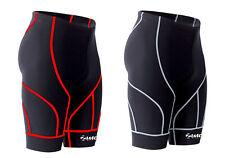 Zimco Pro Men 14 Panels Cycle Short Cycling Bike Bicycle Shorts Padded Black 144