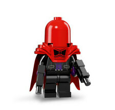 NEW LEGO RED HOOD MINIFIG 71017 batman movie series figure minifigure villain