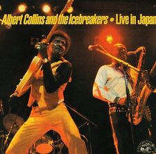 Albert Collins - Live in Japan [New CD]