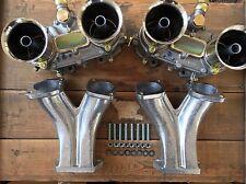 Weber 48 IDA 4/R Doppelvergaseranlage Vergaser VW Käfer, Bus, Typ1, Typ4 Tuning