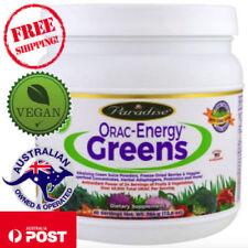 Paradise Herbs ORAC-Energy Greens 12.8 oz (364 g) 100% Vegan Supplement
