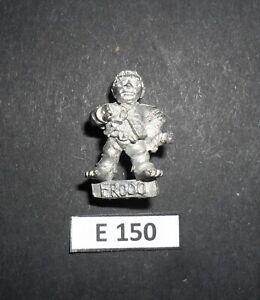 Warhammer Citadel Metal LORD OF THE RINGS LOTR ME1 HOBBIT FRODO 1980's E 150