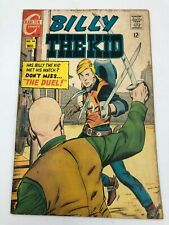 Billy The Kid Dec 64 1967 Charlton Comics Comic Book