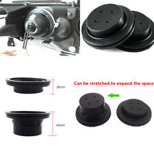 2pcs Rubber Housing Re-seal Seal Cap Dust Cover for LED HID Headlight Retrofit
