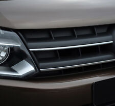 Highlight Chrome Grille Accent Trim Set Covers To Fit Volkswagen Amarok (10-16)
