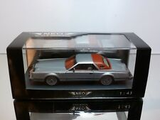 NEO MODELS 43554 LINCOLN CONTINENTAL MARK V - SILVER 1:43 - EXCELLENT IN BOX